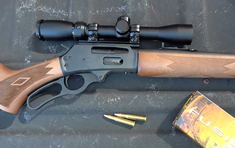 BEST SCOPE FOR MARLIN 336