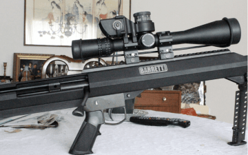 BARRETT RIFLE MODEL 99
