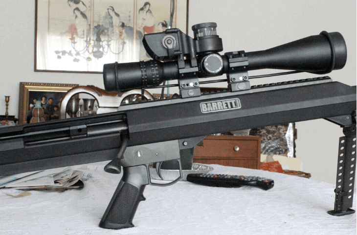 Barrett Rifle M99 Review