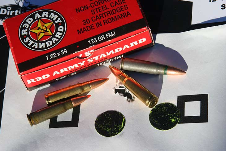 Red Arm Standard Ammunition