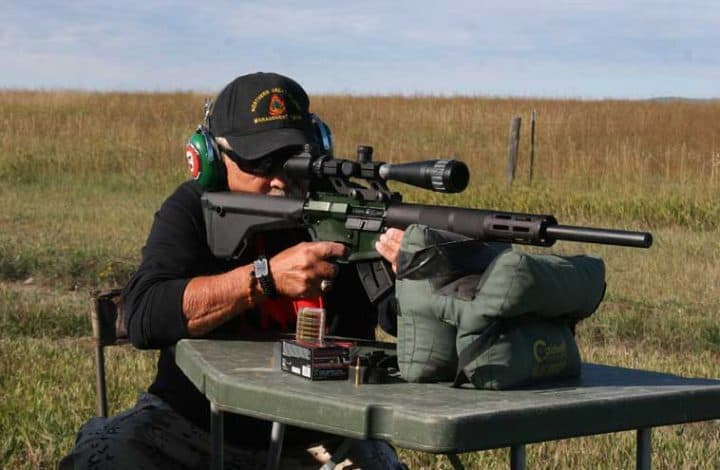 Best Scopes For The 17 HMR
