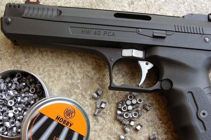 best pellet pistol