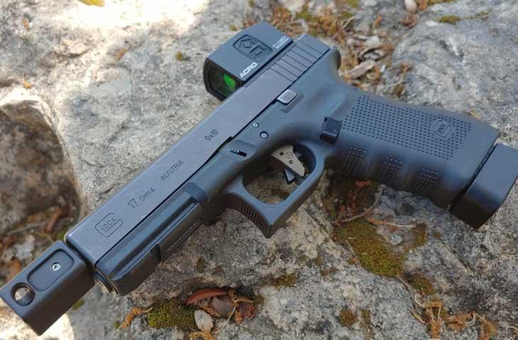 best Red Dot Sights For Handgun
